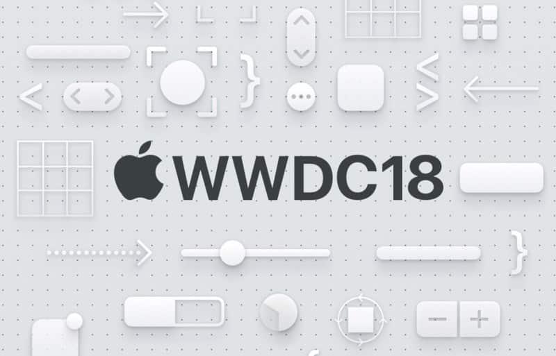 logotipo wwdc 2018